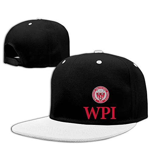 Boss-Seller UnisexCute Worcester WPI Logo Polytechnic Institute Sports Hit Hip Hop Baseball Cap (Halloween In Worcester)