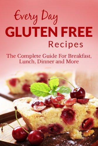 gluten free baking for dummies - 9