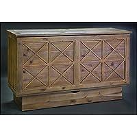 Arason Essex Creden-ZzZ Cabinet Bed (Ash)