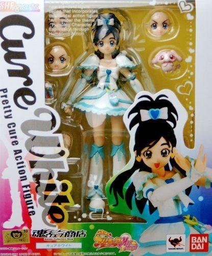 (S.H. Figuarts - Pretty Cure White Max Heart Version Exclusive)