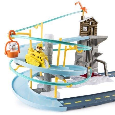 Rescue Track Set - Patrol Roll Rubble's Mountain Rescue Track Set MultyColor By Dreamsales