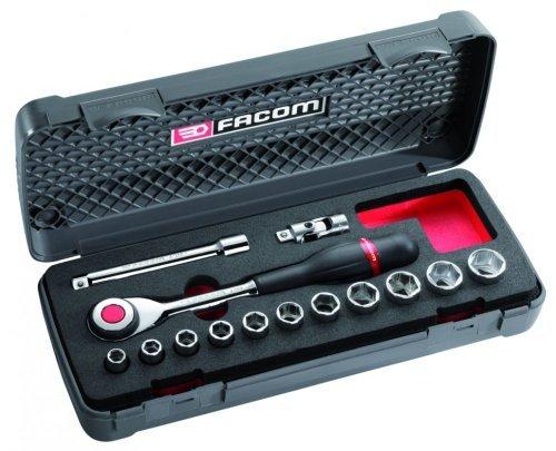 Facom 3//8-inch Rotator Ratchet// Socket Set