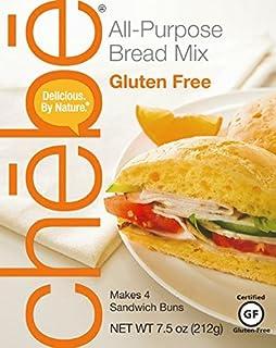 Amazon.com : Chebe Bread Focaccia Flat Bread Mix, Gluten ...