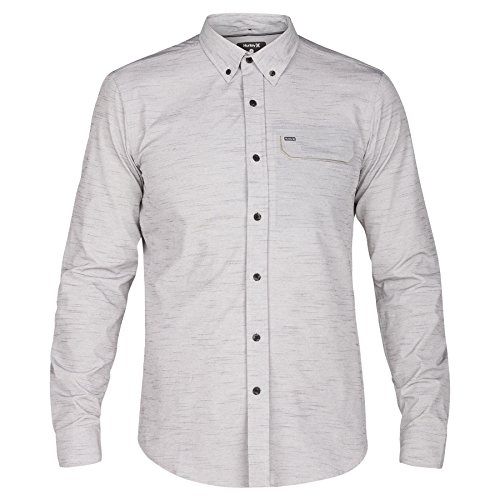 Hurley MVS0004230 Mens Alchemy Long Sleeve Shirt