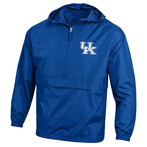 Kentucky Wildcats Jackets (NCAA Kentucky Wildcats Men's Pack & Go Jacket, Large, Royal)