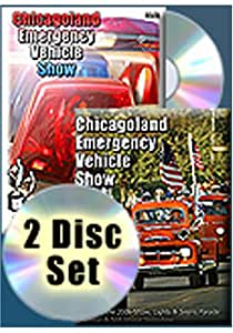 Chicagoland Emergency Vehicle Show DVD Set (Volumes 1 & 2)