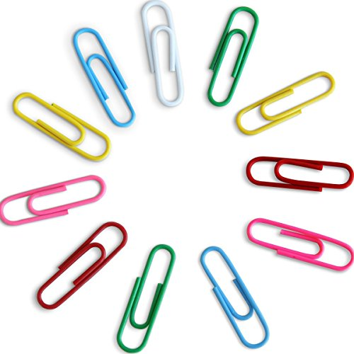 Assorted Colors Plastic Coated Colored product image