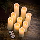 Hausware Flameless Candles Battery Operated Candles
