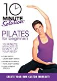 NO TIME TO EXERCISE?We have the solution for you, the 10 Minute Solution! Everyone can find at least ten minutes in their day, and we've developed 5 Pilates workouts that are just 10 minutes apiece. Each segment teaches the fundamental techni...