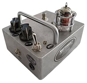masterbuilt amplification stone groove 12ax7 boutique tube overdrive distortion. Black Bedroom Furniture Sets. Home Design Ideas