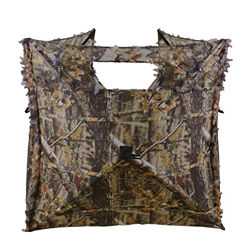 Auscamotek Pop Up Ground Blind for Deer Duck Turkey...
