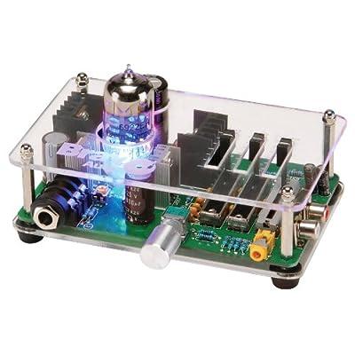 Bravo Audio V3 Mini Valve Class A Tube Headphone Amplifier with EQ