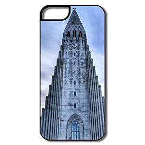 Church Reikjavik Iceland Funny Pc Case For IPhone 5/5s