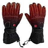 Venture Heat 12V Motorcycle Heated Gloves - The Touring Bike Gloves, Unisex
