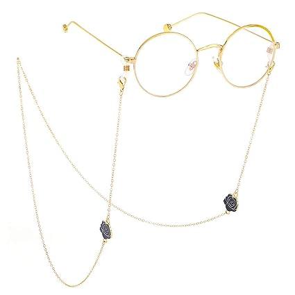 Zxllyntop-Fashion Cadena para Gafas de Sol Cadena de Gafas ...