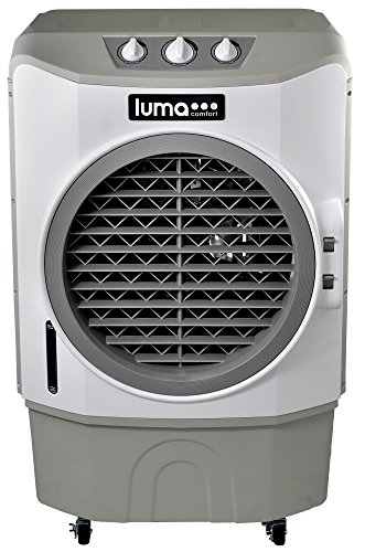 Luma Comfort EC220W High Power 1650 CFM Evaporative Cooler with 650 Square Foot Cooling by Luma Comfort (Image #6)