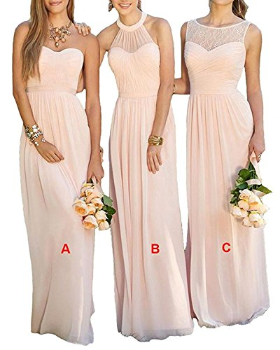 Sleeveless Prom Gown - 3
