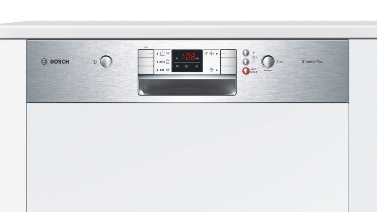 Bosch SMI50M85EU lavavajilla - Lavavajillas (Semi ...