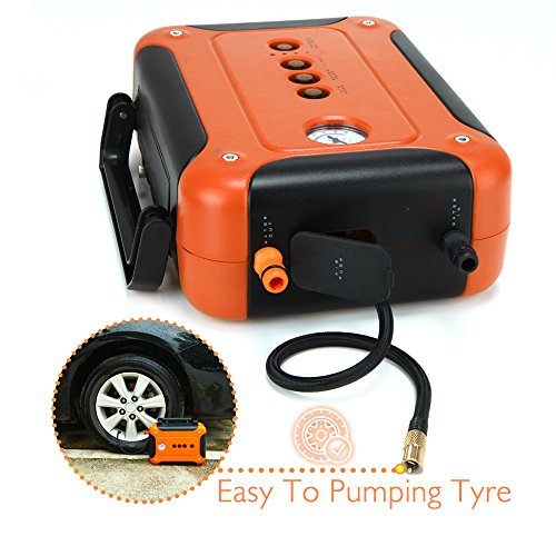 Multi function pressure car washer pump with nozzle gun Car wash motor pump