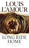Long Ride Home by Louis L'Amour front cover