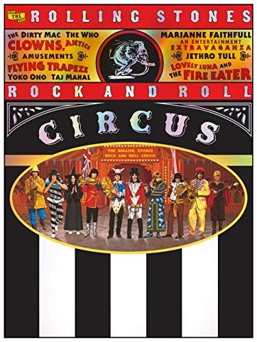 (The Rolling Stones Rock And Roll Circus (Ultra HD))