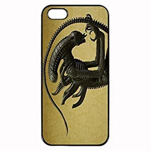 Alien statue Unipue Custom Image Case iphone 4 case , iphone 4S case, Diy Durable Hard Case Cover for iPhone 4 4S , High Quality Plastic Case By Argelis-sky, Black Case New by ruishername