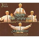 ブラームス:交響曲全集(3枚組)