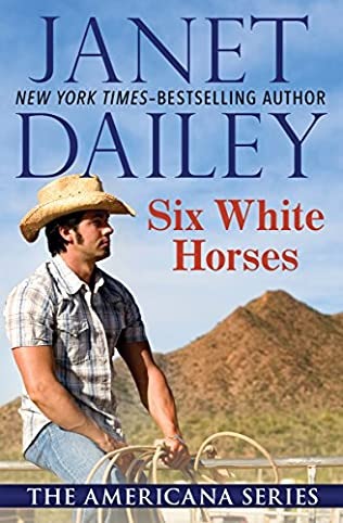 book cover of Six White Horses
