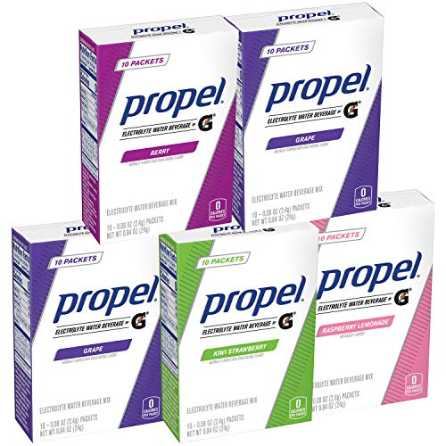 Propel Powder Packets Four-Flavor
