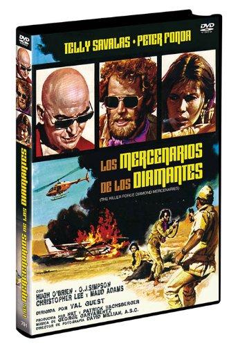 Killer Force (1976) ( The Diamond Mercenaries ) [ NON-USA FORMAT, PAL, Reg.0 Import - Spain ]
