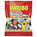 Haribo Super Mix 160g (Pack of 3)
