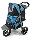 Gen7 Pet Jogger Stroller for Dogs and Cats – All Terrain - Lightweight - Portable and Comfortable for your favorite Pet
