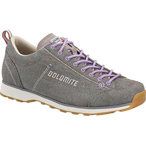 Violet Zapatos de Lona de Dolomite Lilac Grey para Cordones Mujer Oqdwtz
