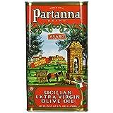 Partanna Extra Virgin Olive Oil, 101-Ounce Tin