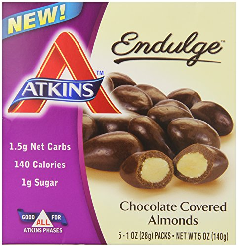 Atkins Endulge Chocolate Covered Almonds product image