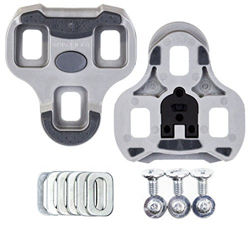 Look Keo Grip Cleats Grey Cleats by Look by Look