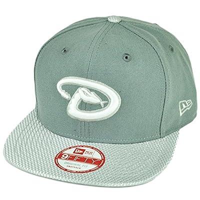 MLB New Era 9Fifty Flash Vize Arizona Diamondbacks Snapback Hat Cap Flat Bill