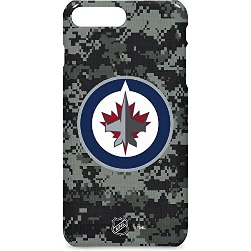 NHL Winnipeg Jets iPhone 7 Plus Lite Case - Winnipeg Jets Camo Lite Case For Your iPhone 7 Plus
