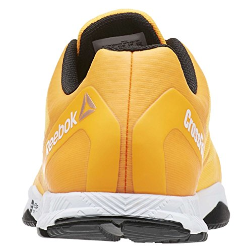 Bd5498 Scarpe black Arancione white arancione silver Da firespark Fitness Reebok Donna C46d4x