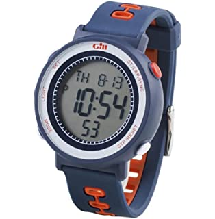 Gill Race Water Resistant Navy-Red Watch, One Size