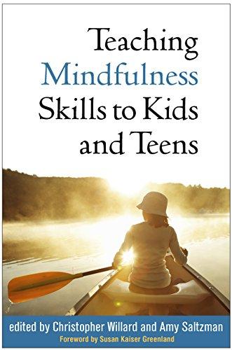 Download Teaching Mindfulness Skills to Kids and Teens Pdf