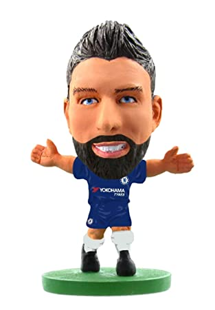 new arrivals 0d382 0af3e SoccerStarz SOC1296 Chelsea Olivier Giroud-Home Kit (2019 ...
