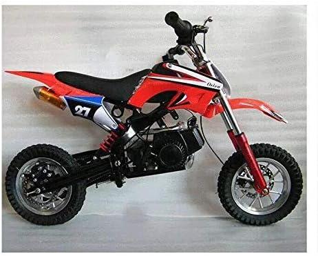 電動スクーター 12インチミニ小型オフロード車マウンテンビーチスポーツカー電動バイク、フロントおよびリアディスクブレーキ (Color : 赤, Size : 105X68CM) 赤 105X68CM