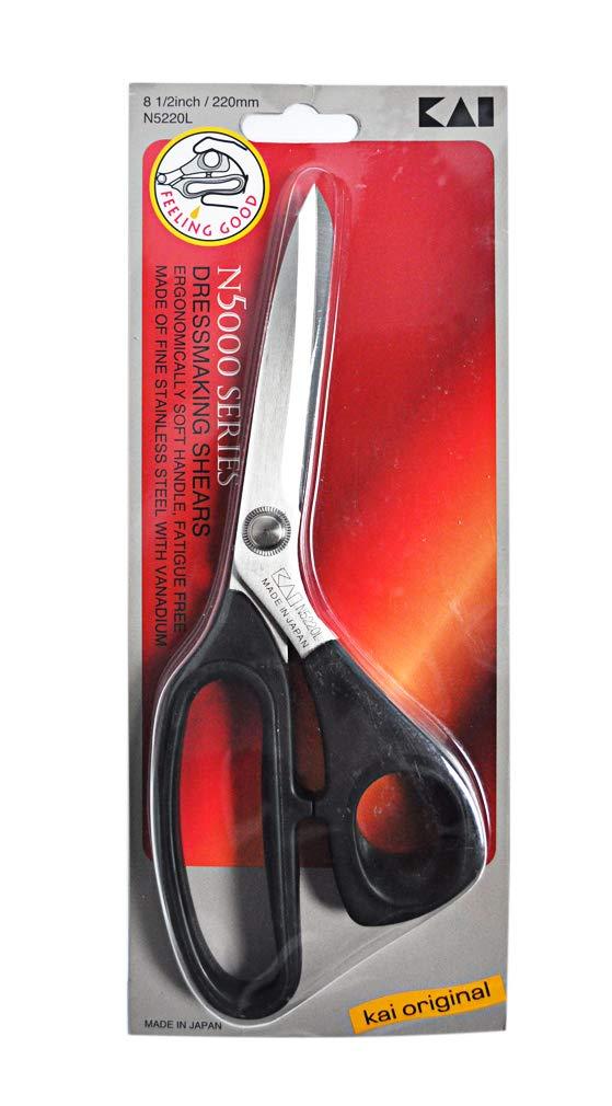 Tijera : Kai N5220L Dressmaking Shears LH scissors...