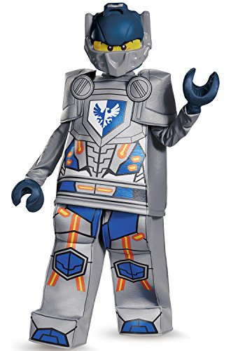 Clay Prestige Nexo Knights LEGO Costume, Large/10-12 for $<!--$12.99-->