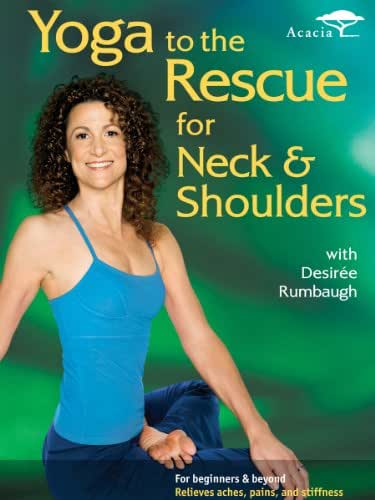 Yoga to the Rescue: Neck & Shoulders