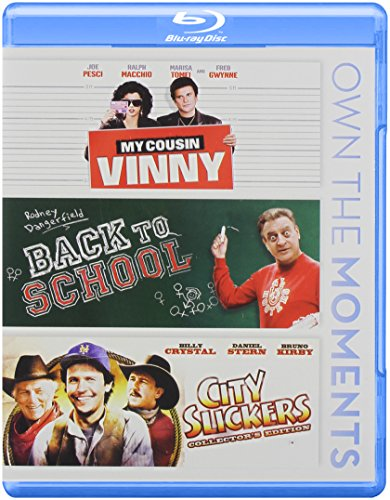 Back+ City+my Cousin Bd Tf-sac [Blu-ray]