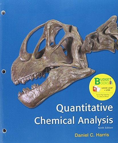 Quantitative Chem.Analysis (Looseleaf)