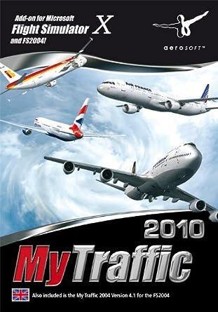 my traffic fs2004 free download