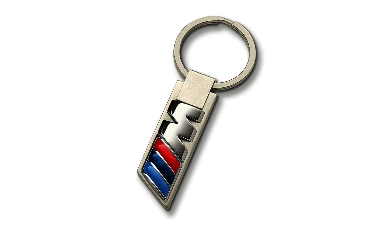 Bmw Keyring M Sport Tech Fob Metal Key Chain Series 1 2 3 4 5 6 Gift New Vehicle Parts & Accessories